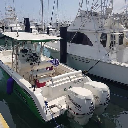 lanchas aquanautic 24