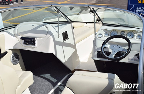 lanchas bermuda twenty con motor yamaha 150 hp 4 tiempos 0km