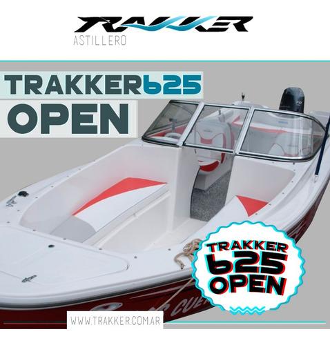 lanchas tracker trakker - todos los modelos -desde $ 200.000