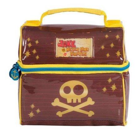 lancheira jake e os piratas dermiwil -  60254