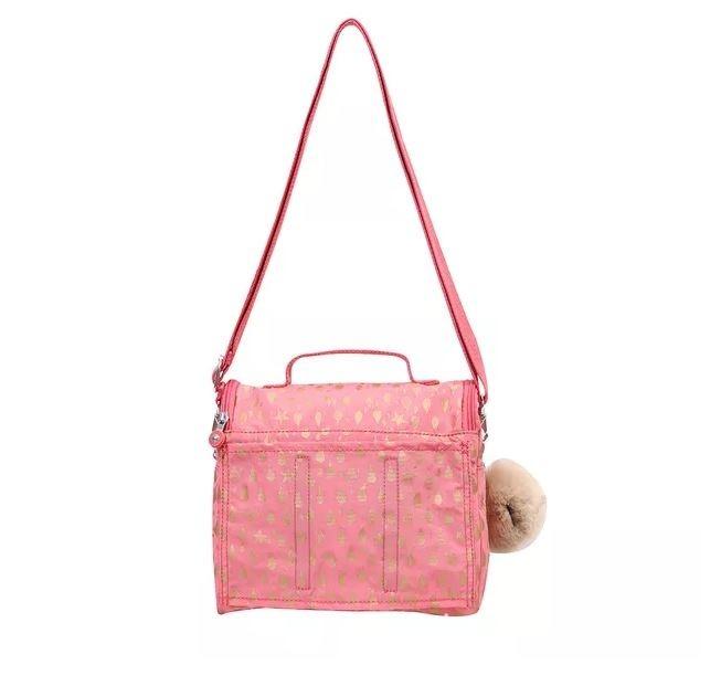 109c587e0 Lancheira Kipling - Kichirou Flex Pink Gold Drop - R$ 379,00 em ...