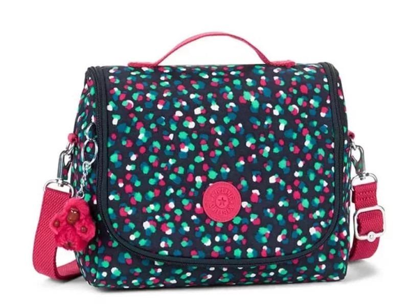 8d382b471 Lancheira Kipling New Kichirou- Festive Camo - R$ 369,00 em Mercado ...