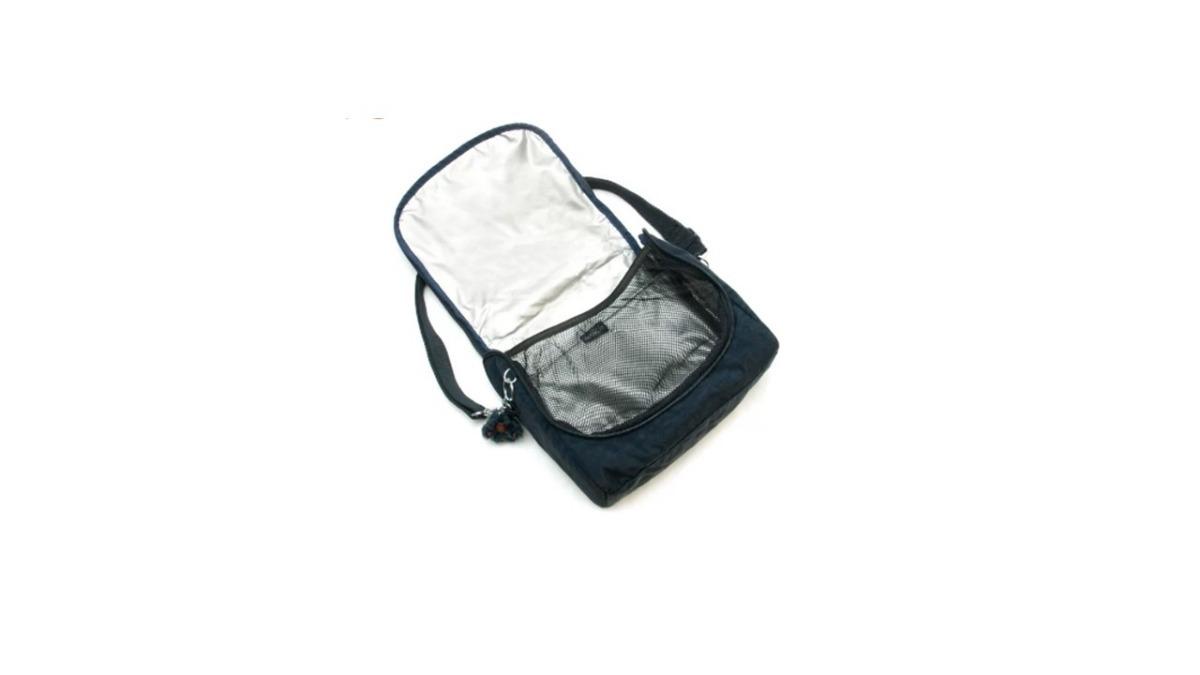 5e6061a29 Lancheira New Kichirou Azul Marinho Kipling - R$ 349,00 em Mercado Livre
