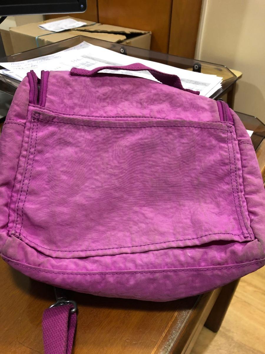 1c47e1005 lancheira new kichirou kipling rosa usada (sem macaquinho). Carregando zoom.