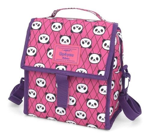 lancheira panda luxcel - 51158