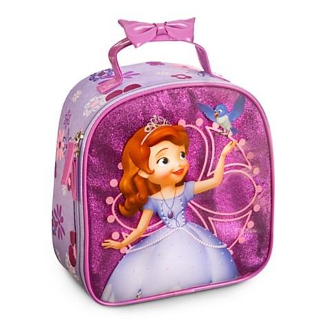 9da24e1e7 Lancheira Princesa Sofia Térmica Original Disney Store No Br - R$ 128,00 em  Mercado Livre