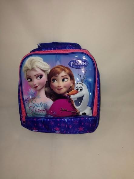 75e7dd520 Lancheira Soft Frozen Ana E Elsa - Ref 37128 - Dermiwil - R$ 149,90 ...