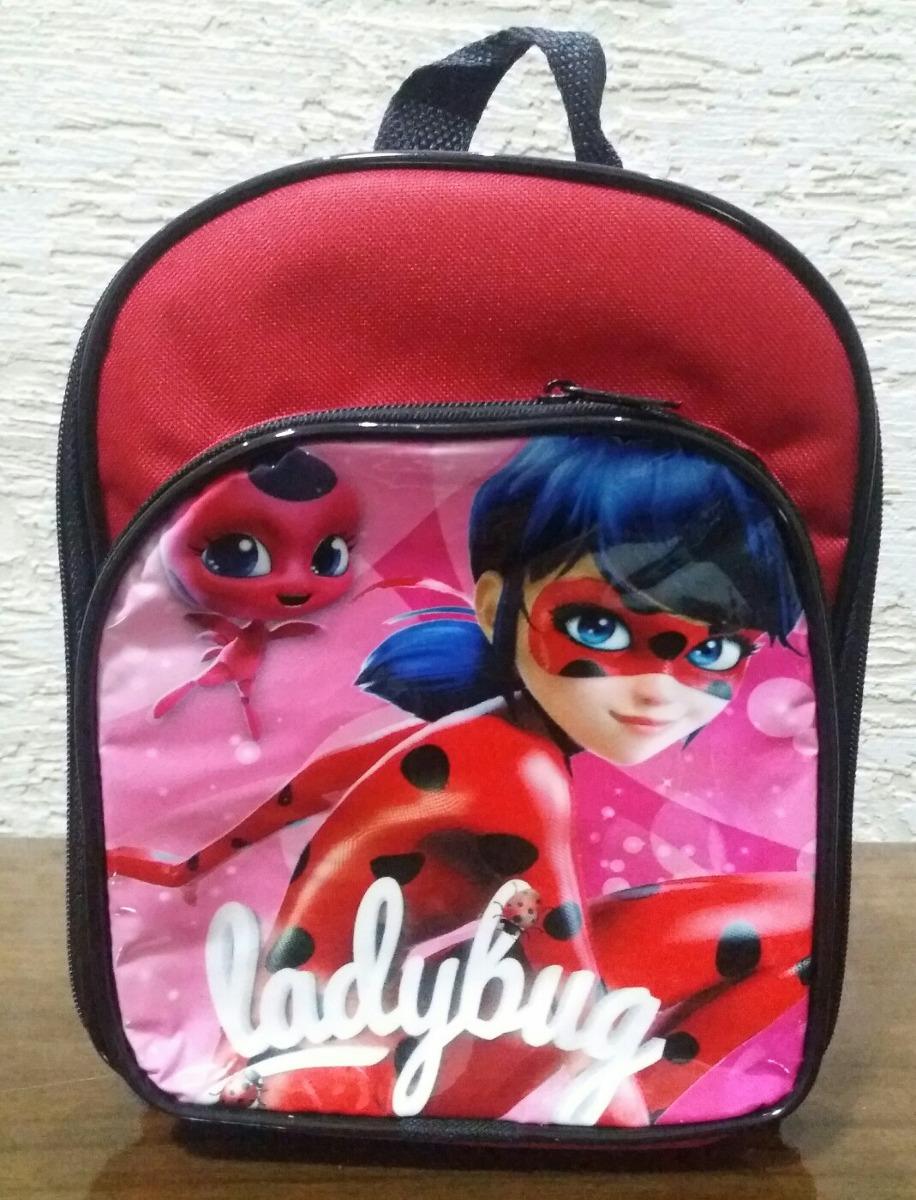 lancheira térmica infantil ladybug promoção. Carregando zoom. fcbfc2886396b
