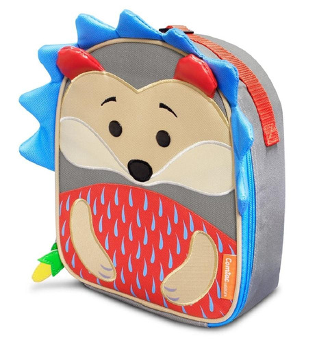 0fa554a67 Lancheira Térmica Infantil Lets Go - Comtac Kids - R$ 119,99 em ...