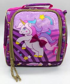 45d6c6394 Lancheira Unicornio no Mercado Livre Brasil
