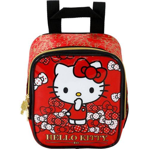 lancheira xeryushello kitty bow bow  - 7854