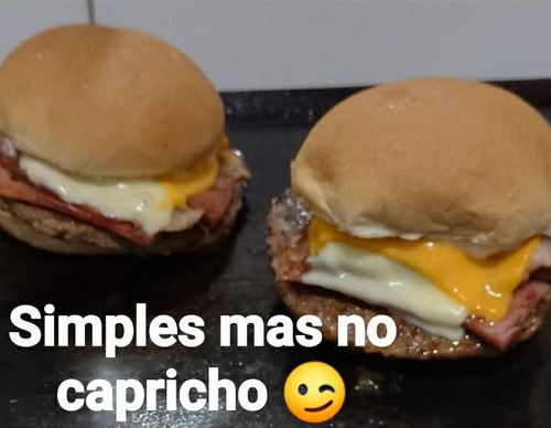 lanches big family