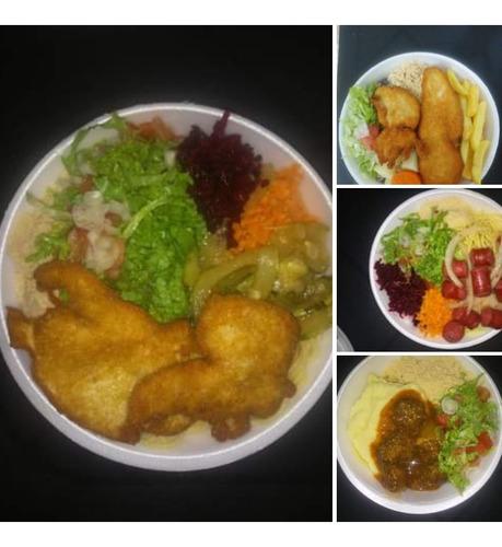 lanches e refeições do pk