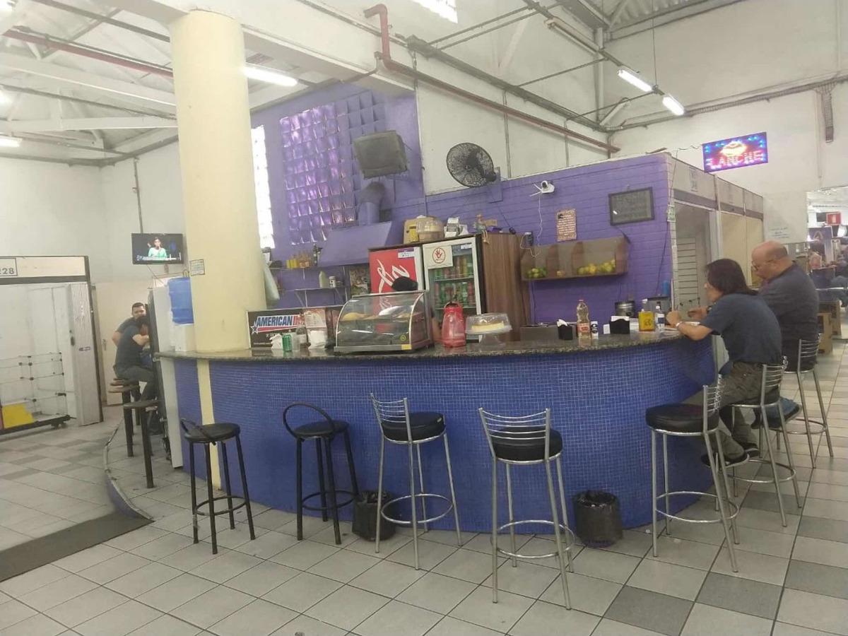 lanchonete e restaurante santa efigenia excelente ponto