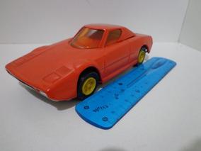 Chapa Lancia Antiguo Industria Gorgo Argentina Stratos nw8Pk0O