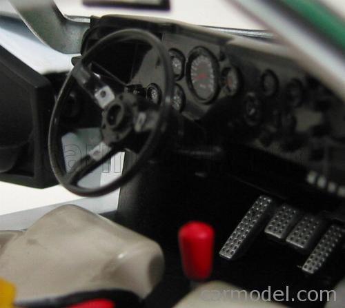 lancia stratos hf rally. monte carlo 1975. sun star 1/18.