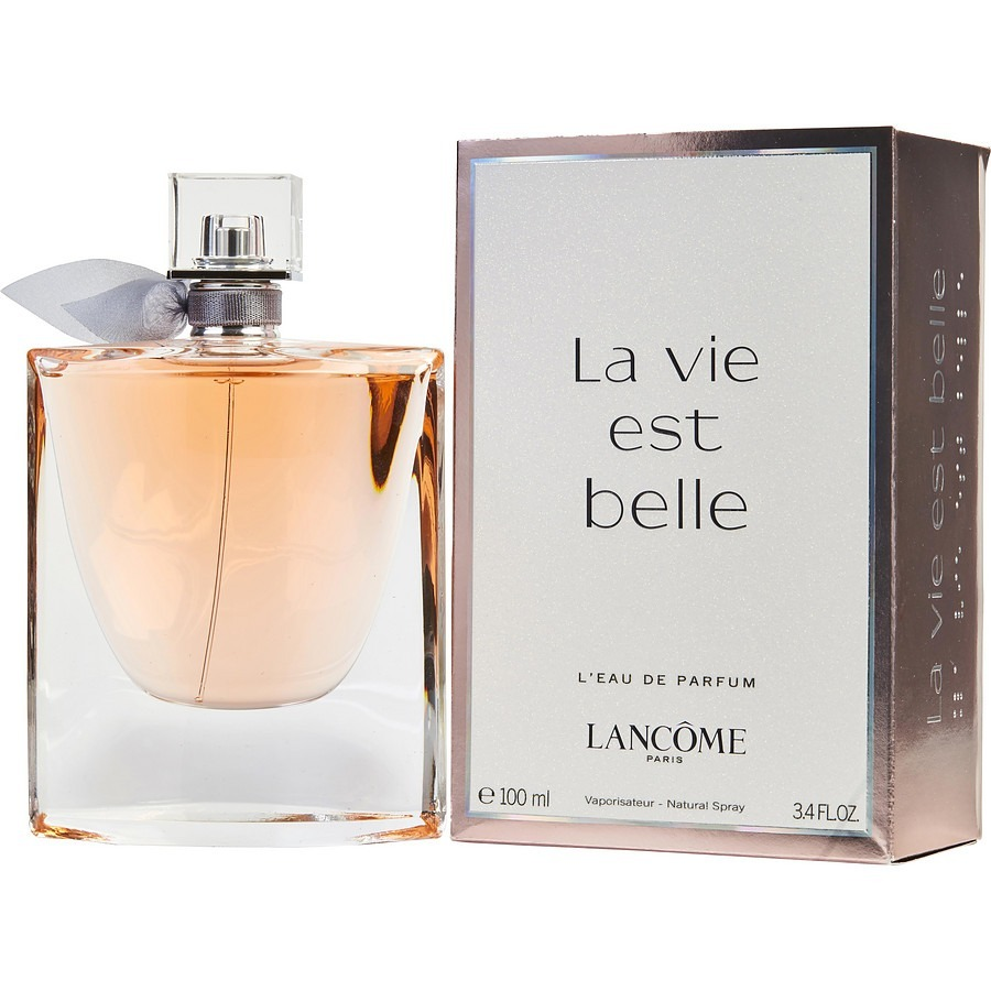47599785f lancôme la vie est belle feminino eau de parfum 100ml. Carregando zoom.