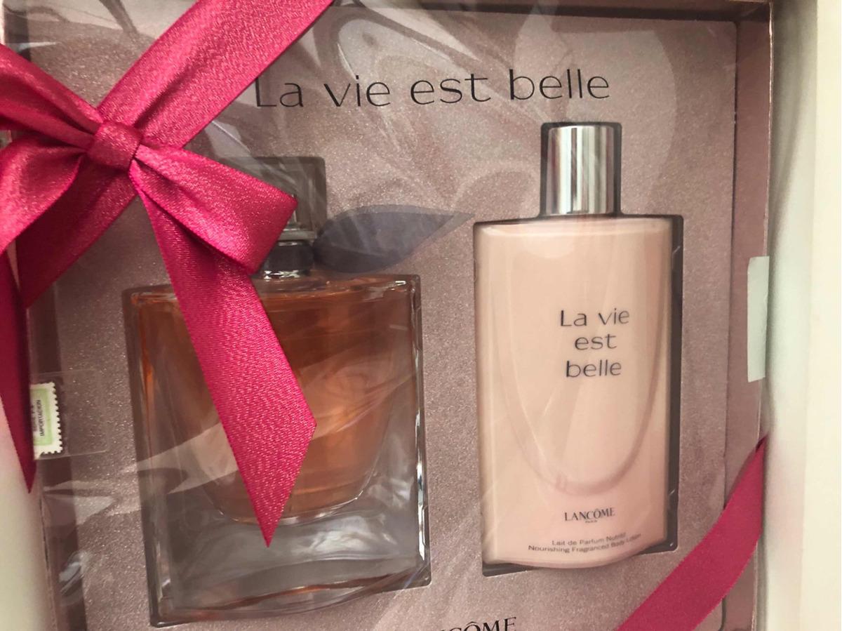 Est 200ml Crema De Vie 100ml Perfume La Y Lancome Edp Belle MpSzVU