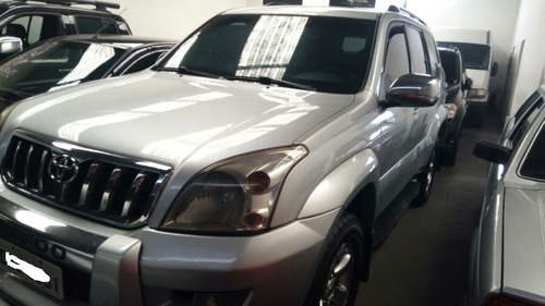 land cruiser prado 3.0 aut 2006 turbo diesel 2006/revisada !