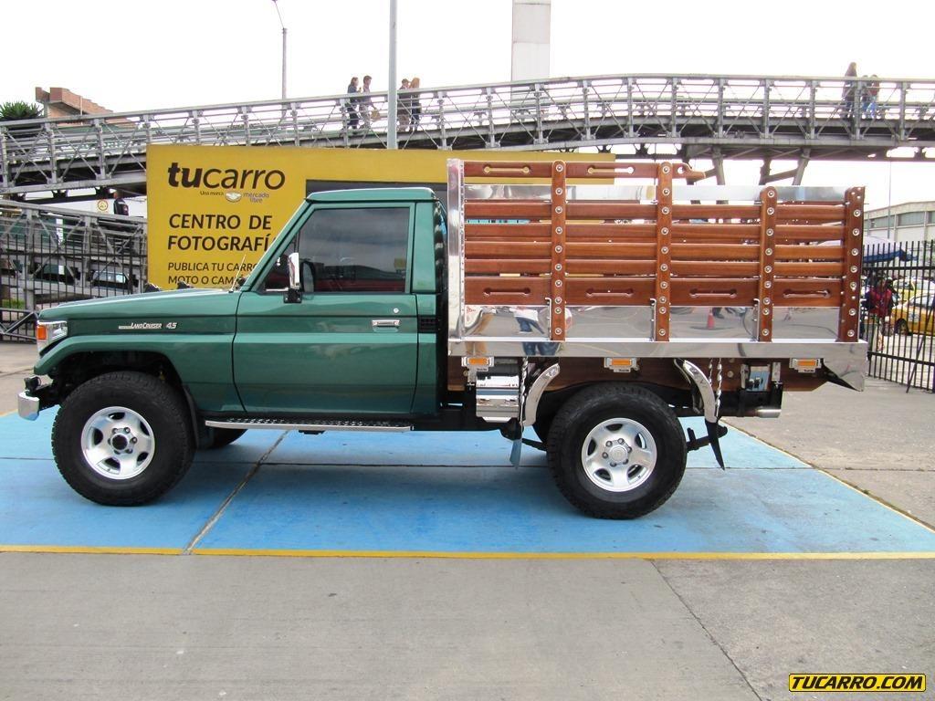Tu Carro Com >> Toyota Land Cruiser Fzj75 Mt 4500cc