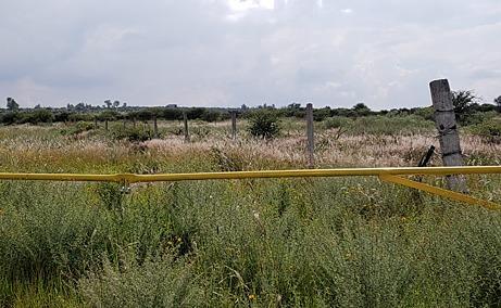 land road to dr mora km8
