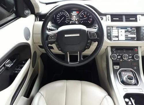 land rover 2011/2012 evoque 2.0 prestige 4wd