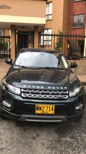 land rover 2015 evoque puré