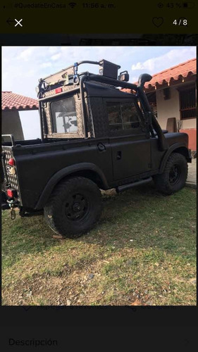 land rover 88  jeep