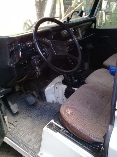 land rover - 90 ninety - 1986