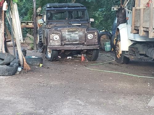 land rover  camioneta
