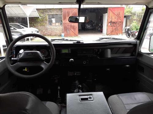 land rover defender 110 td5 station wagon oportunidad