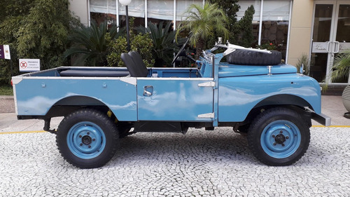 land rover defender 1957