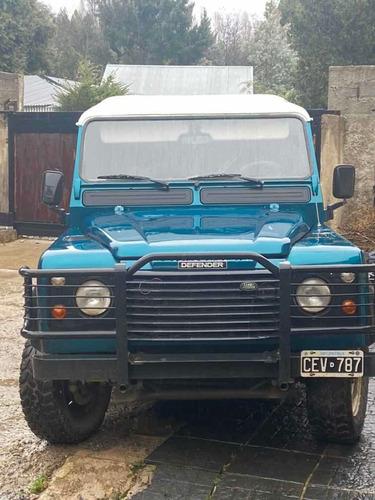 land rover defender 2.5 110 sw 1998
