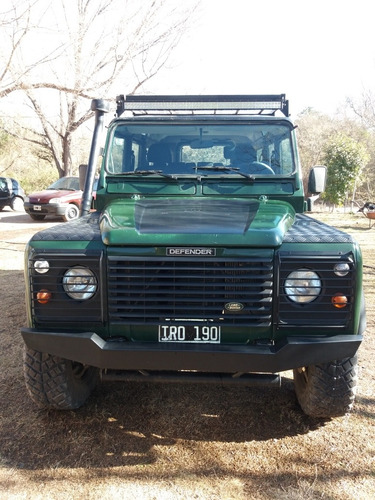 land rover defender 2.5 110 sw 1999