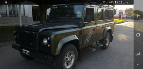 land rover defender 2.5 110 sw county 1997