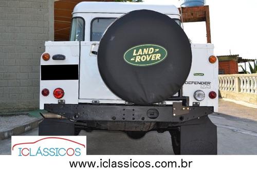 land rover defender crew cab 110 2004