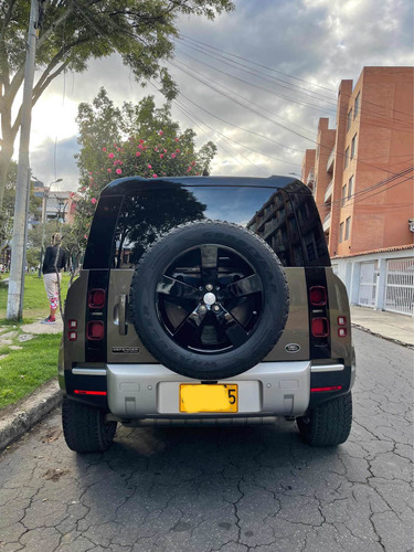 land rover defender first edition turbo diesel