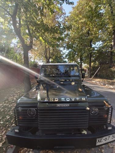 land rover defender pick up td5