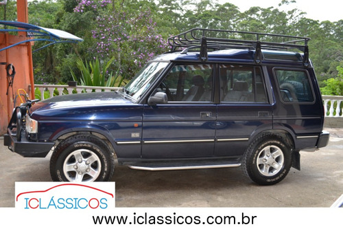 land rover discovery 1