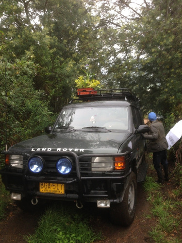 land rover discovery 1 motor 3.9 verde 5 puertas