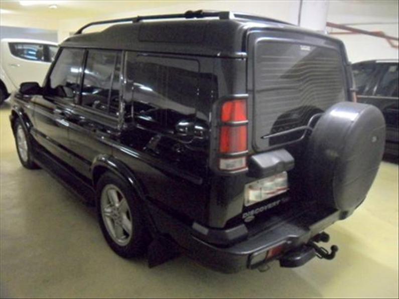 Land Rover Discovery 2 2 5 Td5 4x4 10v Turbo