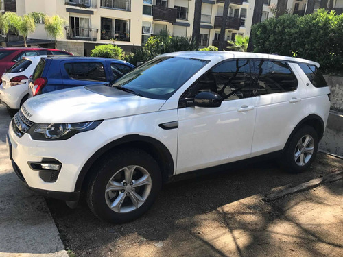 land rover discovery 2.0 sport hse 2019