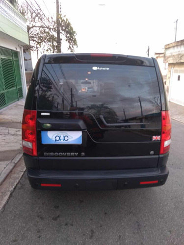 land rover discovery 3 2008