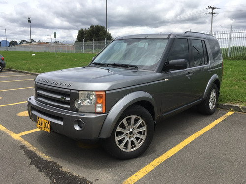 land rover discovery 3 diesel tdv6 hse