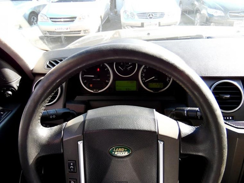 land rover discovery  3 se 4.0 aut 2008