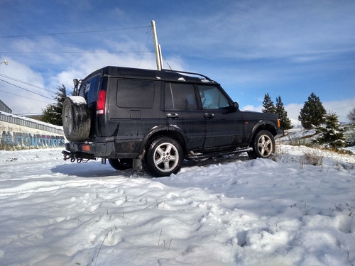 land rover discovery 3.0 5 es at 2003
