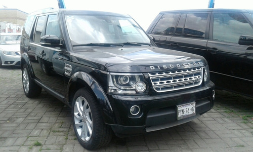 land rover discovery 3.0 hse v6//t at 2014