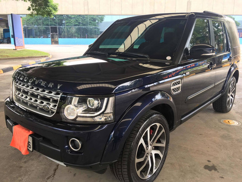 land rover discovery 3.0 sdv6 hse 5p 2014