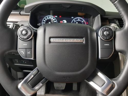 land rover discovery 3.0 v6 hse td6 automática 2018