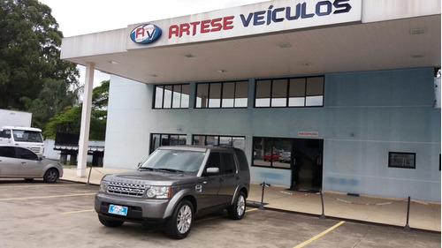 land rover discovery 4    2.7 s